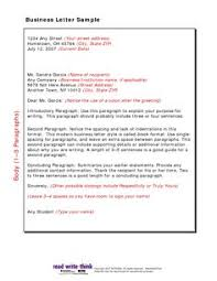 block format dafytk business letter modified formatting style
