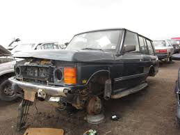 junkyard find 1995 range rover the truth about cars 06 1995 range rover down on the junkyard picture courtesy of murilee martin