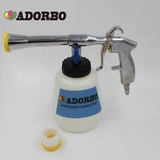 Tornado Upholstery Cleaner Air Pulse Blow Blowing Twister Cleaning Gun Hcl 13 Tornado Effect