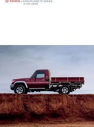 toyota automobile landcruiser 70 series pdf user u0027s manual free