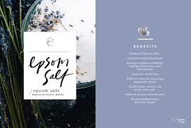 wellness encyclopedia epsom salt