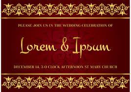 Wedding Invitation Cards India Free Logo Design Indian Wedding Logo Design Samples Indian