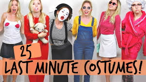 25 diy halloween costume ideas ashley nichole youtube