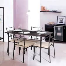 steel dining table set metal kitchen sets large size of kitchen steel dining table zinc top