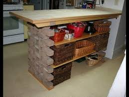 how to make kitchen island kitchen islands from furniture