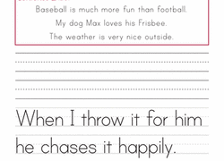 kindergarten grammar worksheets u0026 free printables education com