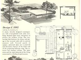 contemporary style house plans 1950s contemporary style house plans house plans