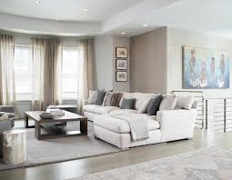 soft peaceful color scheme great example of a neutral room for