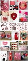 20 diy valentine u0027s day decor ideas and block party rae gun