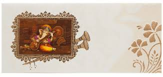 indian wedding invitation cards online indian wedding invitation with 3d ganesha floral patterns