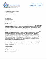 Best Resume Cover Letter 2017 by Example Of A Good Resume Cover Letter Sample Resume123