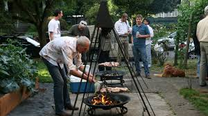 backyard grill creating a schwenker world one backyard grill at a time the
