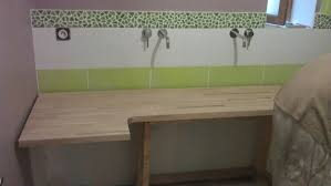 salle de bain plan de travail 37 s16 vitrification parquet et pose plan de travail salle de bain