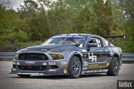 racing mustangs performance autosport shows livery for their mustang rtr