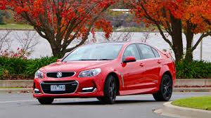 2016 holden commodore ss v redline review chasing cars