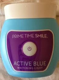 prime time smile teeth whitening light plush pink allure review prime time smile active blue teeth