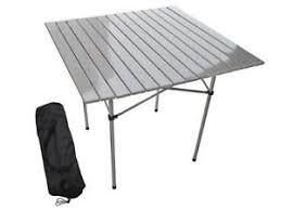 Aluminium Patio Table Aluminum Table Ebay