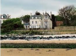 chambres d hotes basse normandie calvados le haut fossé avec vue sur mer exceptionnelle à grandc maisy
