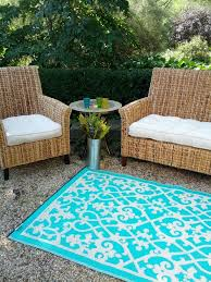 Outdoor Rugs Target by Decorating Cozy Banquette Bench With Orange Cushions And Blue