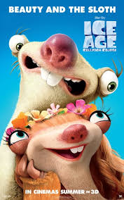 character posters released ice age collision