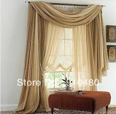 Valance Curtains For Living Room Designs Curtains With Valance For Living Room Bedroom Curtains