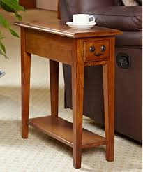 hardwood 10 inch chairside end table hardwood 10 inch chair side end table