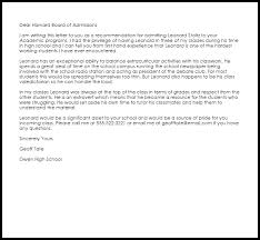 academic recommendation letter recommendation letters livecareer