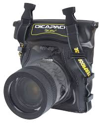 aiko dicapac wp s5 waterproof camera case for nikon d40 d40x d50