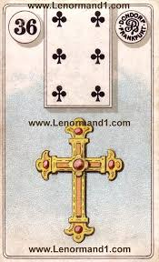 lenormand cards meaning the cross software for card reading