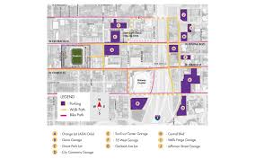 Seattle Parking Map by Orlando City Stadium Accessible Seating And Services Orlando