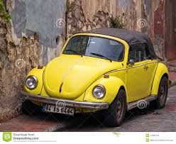 yellow volkswagen beetle royalty free yellow vw beetle editorial stock image image of german 26442599