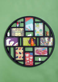 modcloth home decor love this frames are always so square round here photo frame