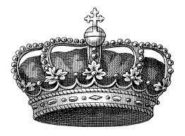 vintage clip art another fabulous crown the graphics fairy