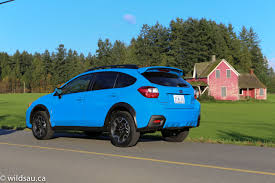 subaru crosstrek grill first drive 2016 subaru crosstrek review wildsau ca