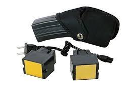 cartridges taser gun police self defense safety protection 80kv rechargeable taser gun
