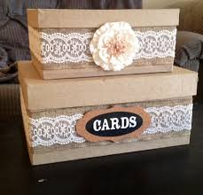 best 25 rustic card boxes ideas on rustic wedding