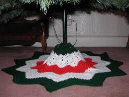 free christmas tree skirt patterns christmas lights decoration