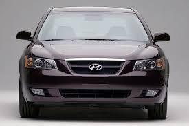 2006 hyundai sonata airbag recall 2006 hyundai sonata overview cars com