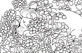 a million dogs fabulous canines to colour free pattern download