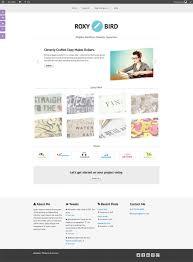 10 best copywriters wordpress templates u0026 themes free u0026 premium