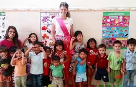 volunteer abroad real gap experience
