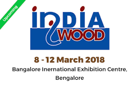 Woodworking Machinery Exhibition India by India Wood 2018 U2013 Santosh Rao