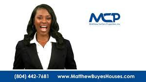 matthew carlton properties real estate sales residential