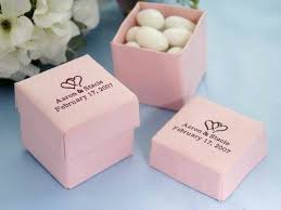 personalized wedding favors wedding favors ideas appealing personalized wedding favor box