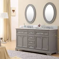 Bathroom Vanities Sacramento Ca by Legion Furniture Ws2360 Solid Wood Double Sink Vanity With Mirror