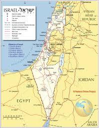 Gennesaret Map Shalom Jerusalem Tours Maps