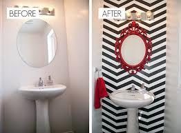 Red And Black Bathroom Ideas Colors Trending In Bathroom Decor Colorful Chevron Patterns U2013 Rotator Rod