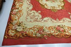 tappeto aubusson tappeto aubusson francese primi 800 gognabros it