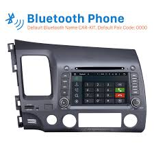 code for radio honda civic 2011 honda civic android 6 0 radio gps navigation with hd