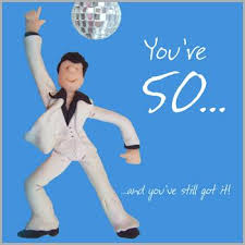 50 still got it 50th birthday card 2 50 a great range of 50